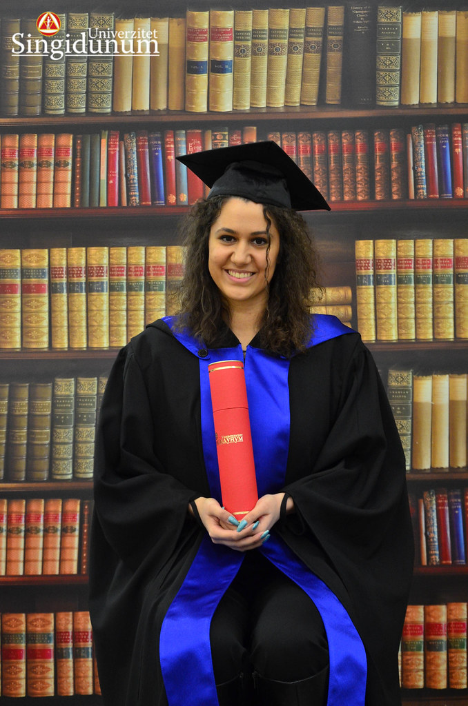 Svecana dodela diploma - Biblioteka PFB 2017 -22