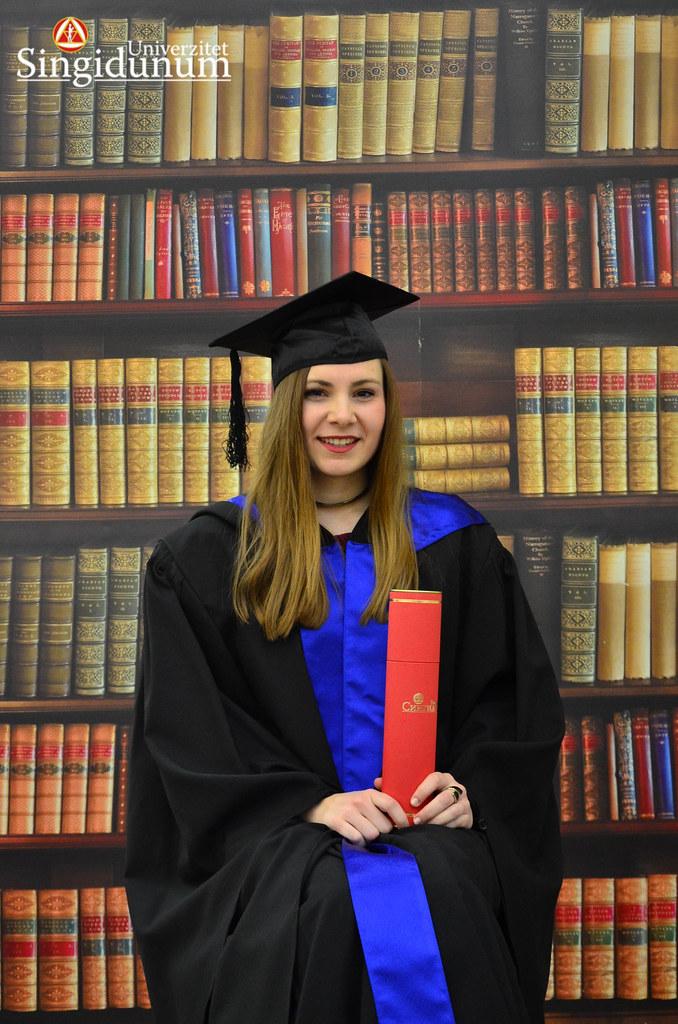 Svecana dodela diploma - Biblioteka PFB 2017 -28