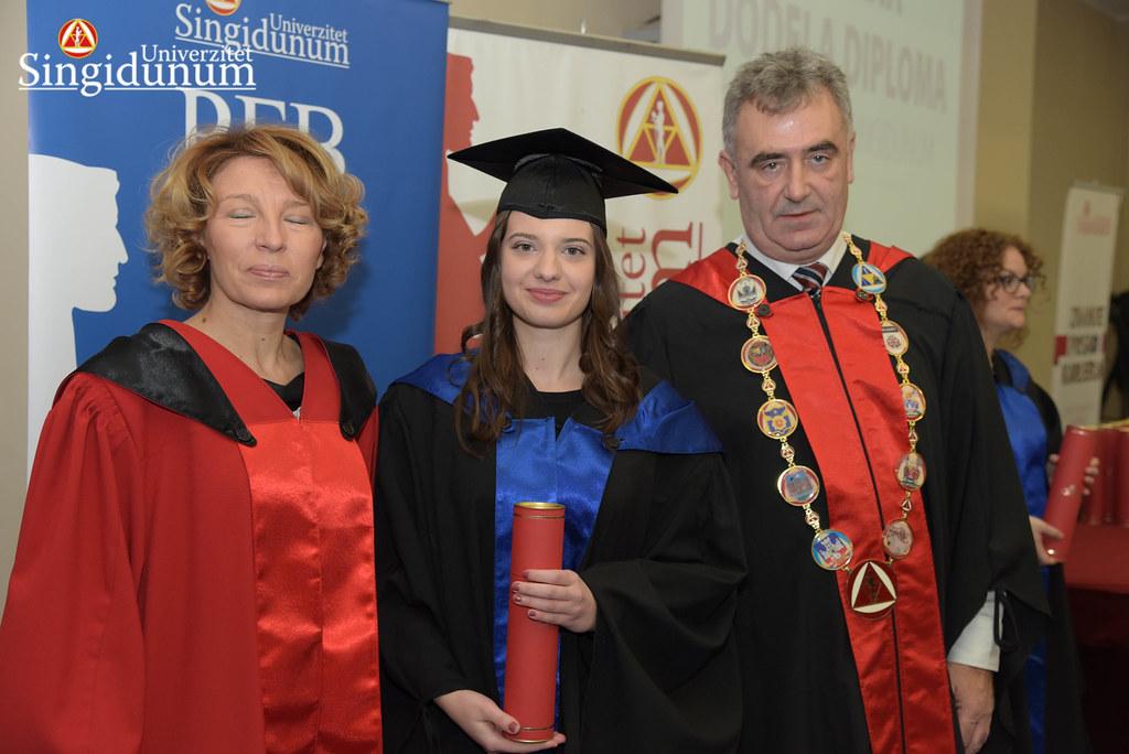Svecana dodela diploma - Amfiteatar - PFB - 2017 - 29