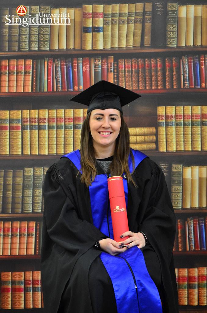 Svecana dodela diploma - Biblioteka PFB 2017 -70
