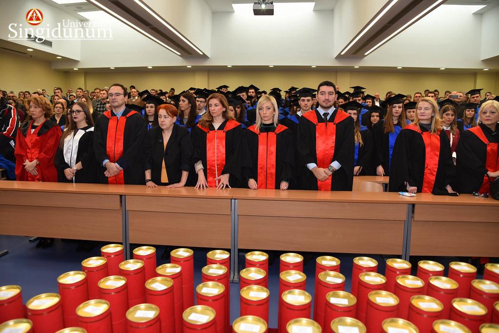 Svecana dodela diploma - Amfiteatar - PFB - 2017 - 11