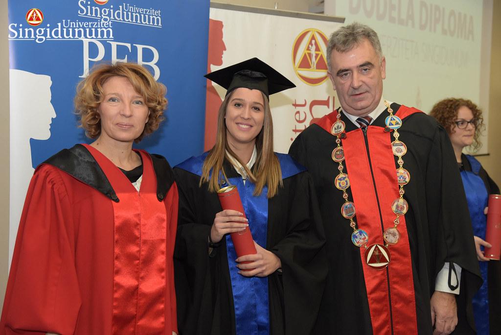 Svecana dodela diploma - Amfiteatar - PFB - 2017 - 180