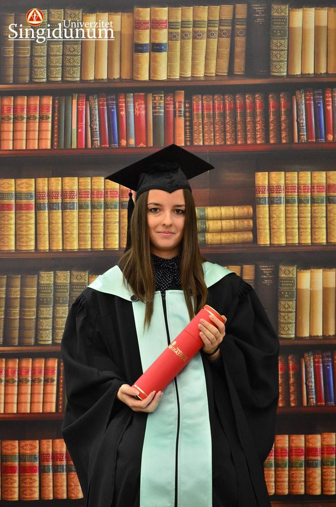 Svecana dodela diploma - Biblioteka FTHM 2017 -33