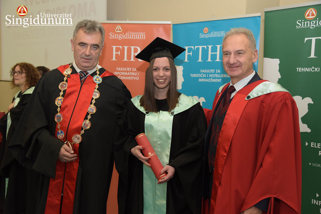 Svecana dodela diploma - FIR I TF - Amfiteatar - 2017 - 69