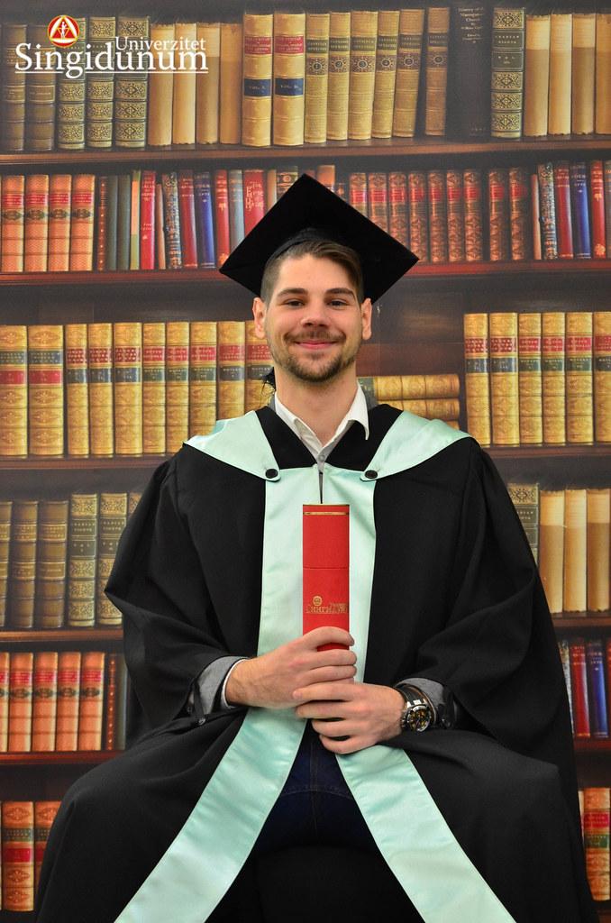 Svecana dodela diploma - Biblioteka FTHM 2017 -39