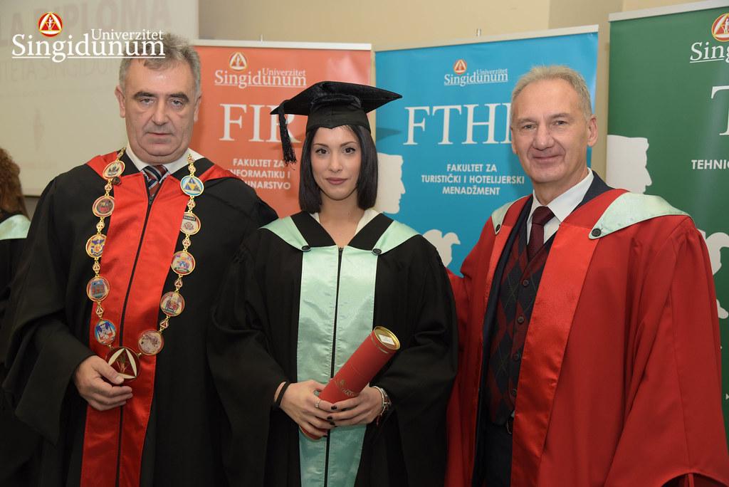Svecana dodela diploma - FIR I TF - Amfiteatar - 2017 - 80