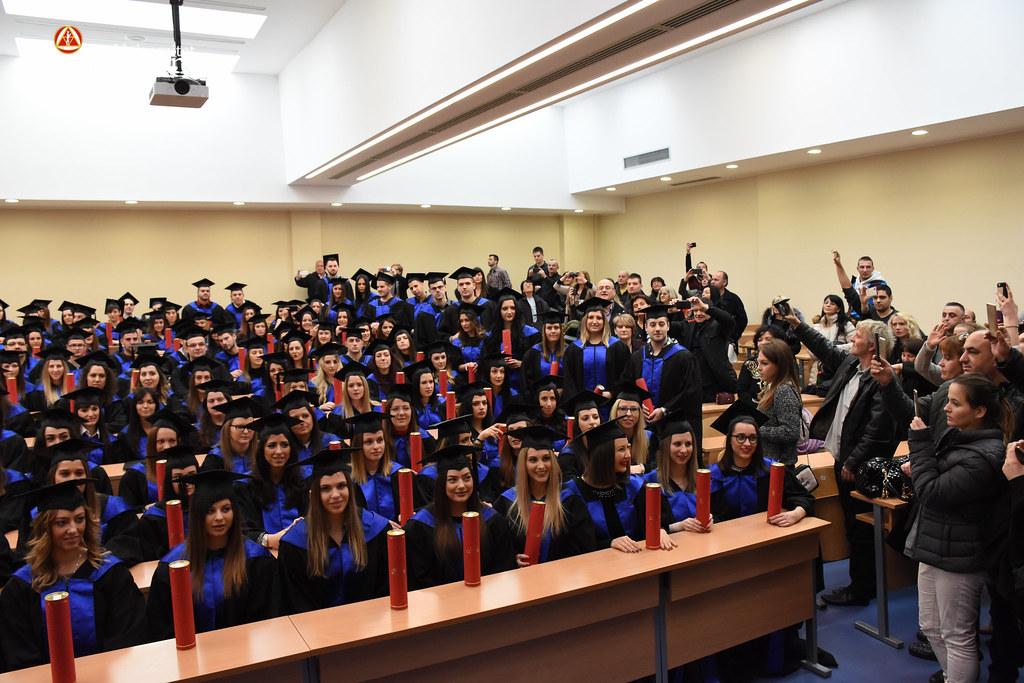 Svecana dodela diploma - atmosfera - 2017 - 294
