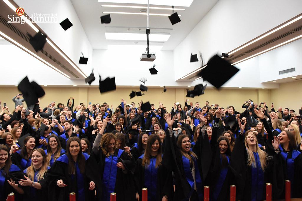 Svecana dodela diploma - atmosfera - 2017 - 305