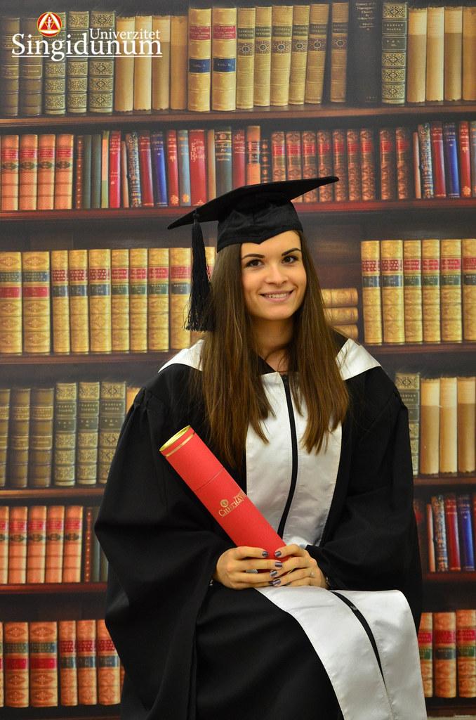 Svecana dodela diploma - Biblioteka Master studije 2017 -34