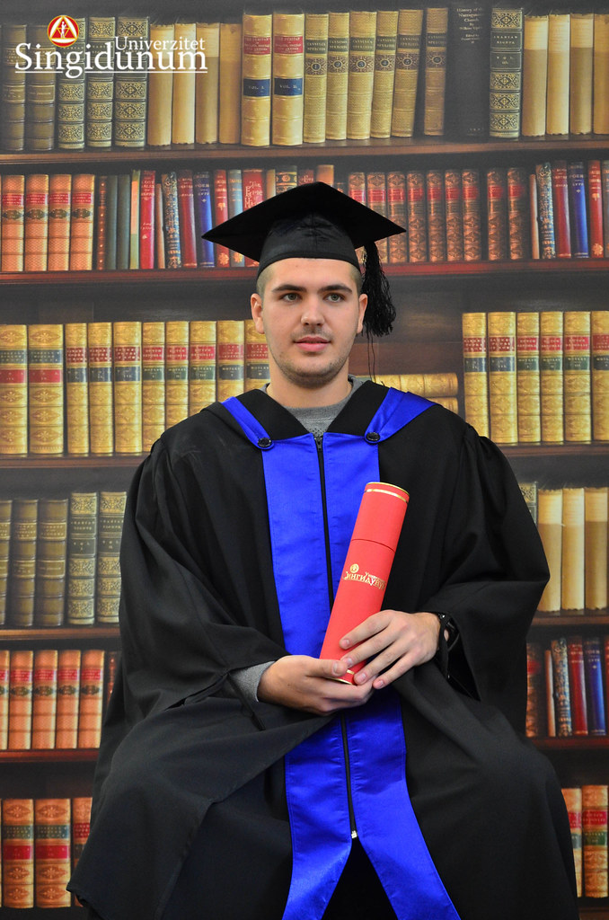 Svecana dodela diploma - Biblioteka PFB 2017 -9