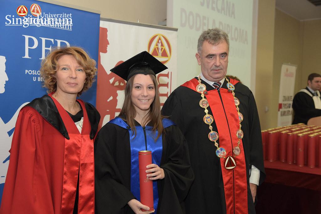 Svecana dodela diploma - Amfiteatar - PFB - 2017 - 148