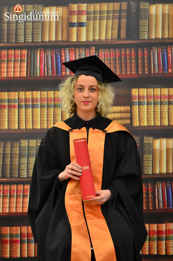 Svecana dodela diploma - Biblioteka FIR I TF 2017 -6