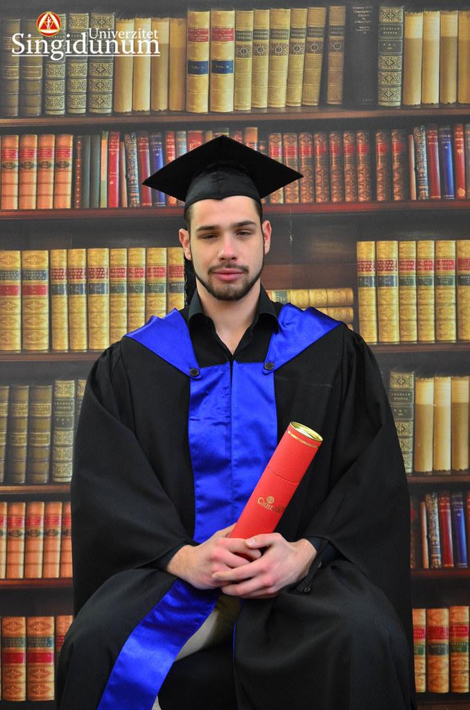 Svecana dodela diploma - Biblioteka PFB 2017 -66