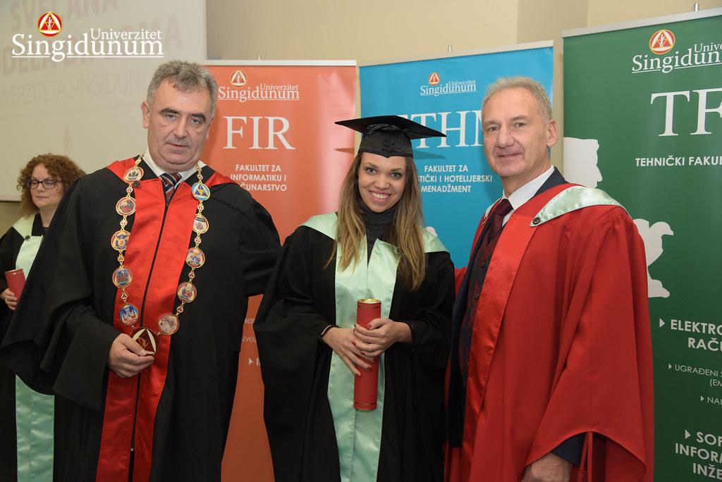 Svecana dodela diploma - FIR I TF - Amfiteatar - 2017 - 70