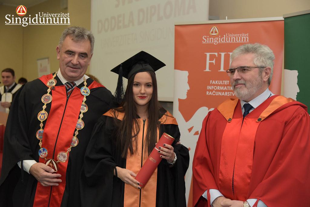 Svecana dodela diploma - FIR I TF - Amfiteatar - 2017 - 15