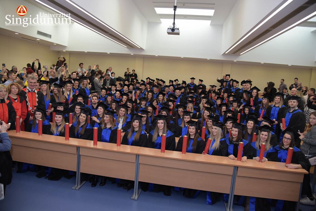 Svecana dodela diploma - Amfiteatar - PFB - 2017 - 107