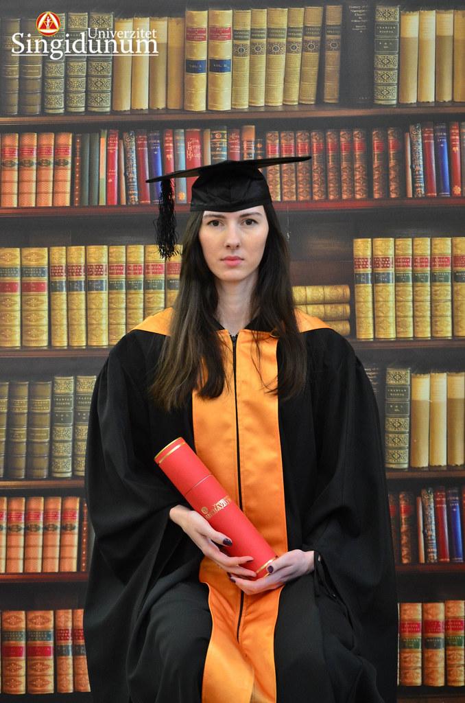 Svecana dodela diploma - Biblioteka FIR I TF 2017 -18