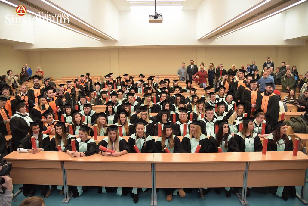 Svecana dodela diploma - FIR I TF - Amfiteatar - 2017 - 47