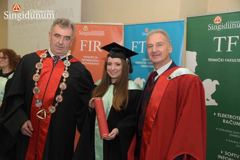 Svecana dodela diploma - FIR I TF - Amfiteatar - 2017 - 125