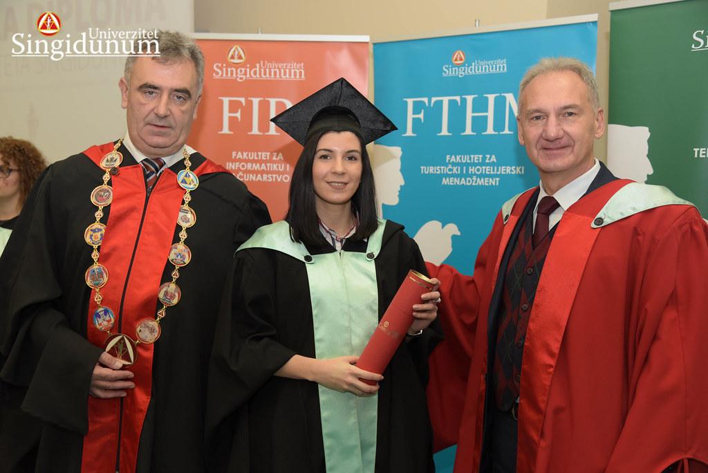 Svecana dodela diploma - FIR I TF - Amfiteatar - 2017 - 76