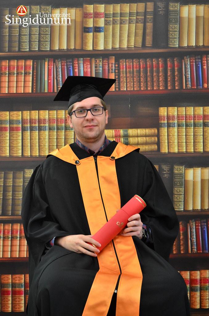 Svecana dodela diploma - Biblioteka FIR I TF 2017 -14