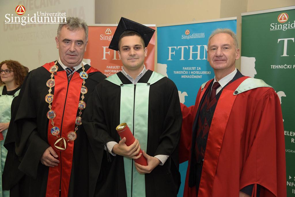 Svecana dodela diploma - FIR I TF - Amfiteatar - 2017 - 91