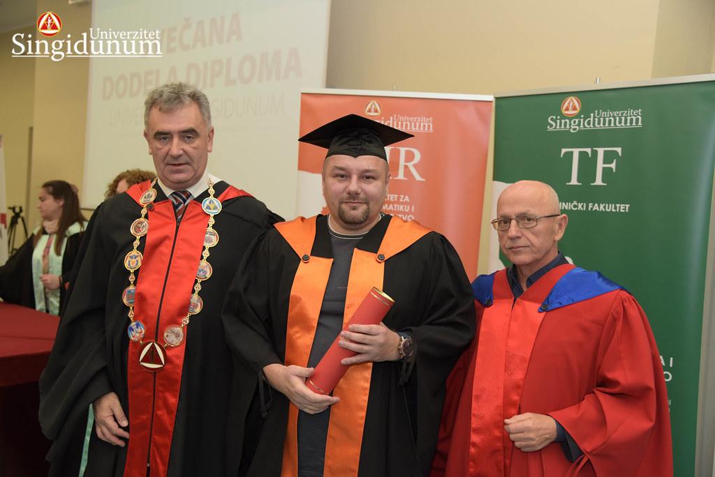 Svecana dodela diploma - FIR I TF - Amfiteatar - 2017 - 34