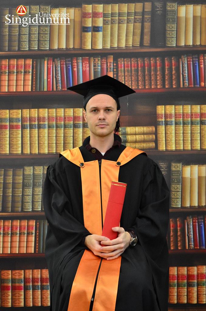 Svecana dodela diploma - Biblioteka FIR I TF 2017 -13