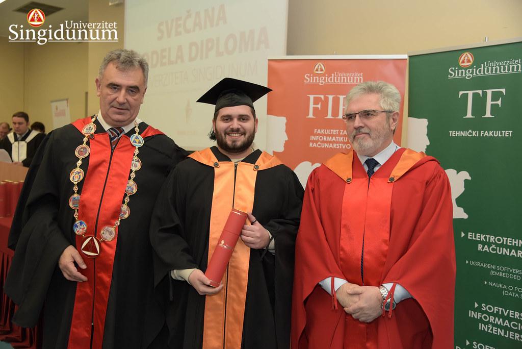 Svecana dodela diploma - FIR I TF - Amfiteatar - 2017 - 26