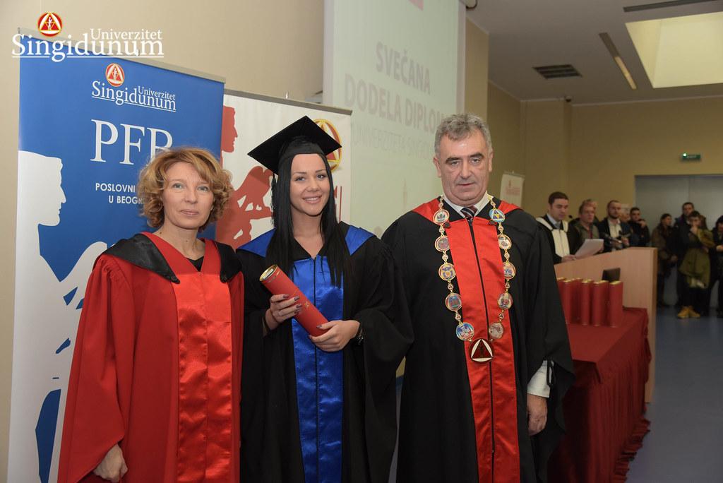 Svecana dodela diploma - Amfiteatar - PFB - 2017 - 68