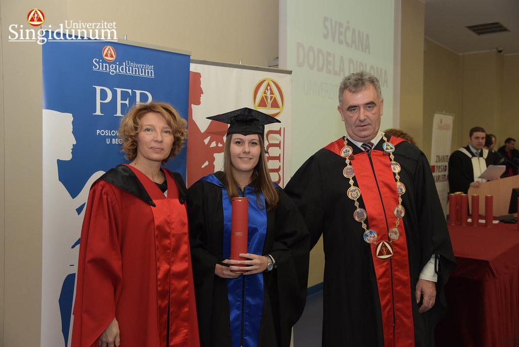 Svecana dodela diploma - Amfiteatar - PFB - 2017 - 93