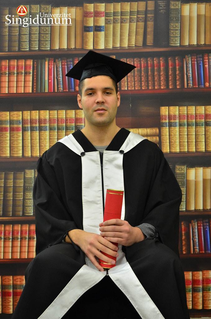 Svecana dodela diploma - Biblioteka Master studije 2017 -26