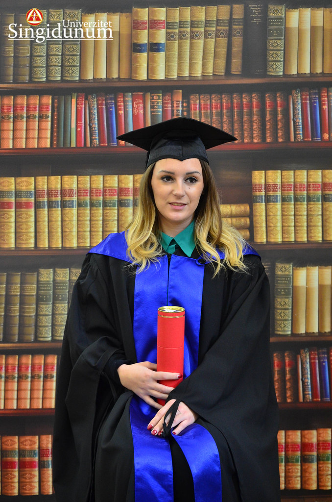 Svecana dodela diploma - Biblioteka PFB 2017 -49