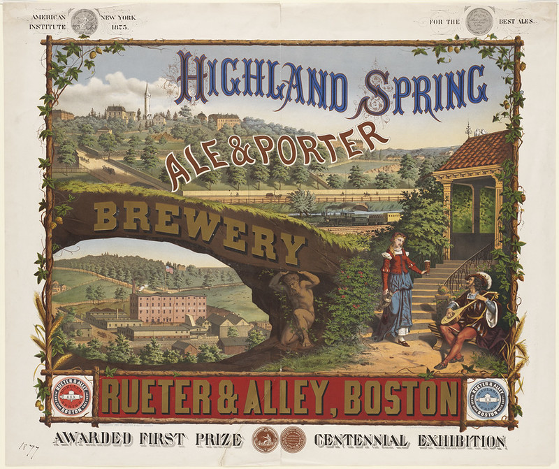 Highland_Spring_Brewery_ale_&_porter._Rueter_&_Alley,_Boston