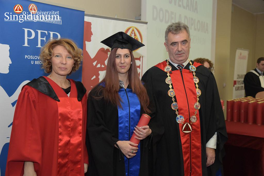 Svecana dodela diploma - Amfiteatar - PFB - 2017 - 3