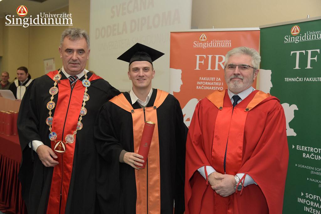 Svecana dodela diploma - FIR I TF - Amfiteatar - 2017 - 19