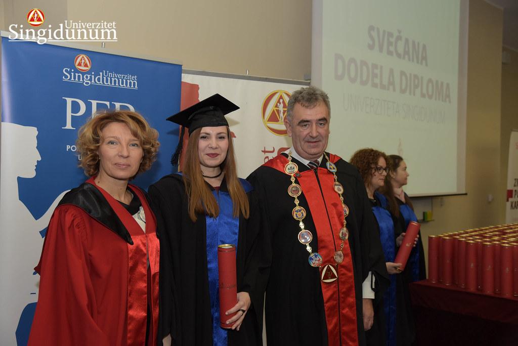 Svecana dodela diploma - Amfiteatar - PFB - 2017 - 125