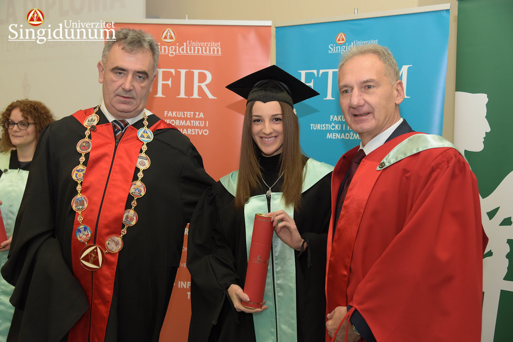 Svecana dodela diploma - FIR I TF - Amfiteatar - 2017 - 53