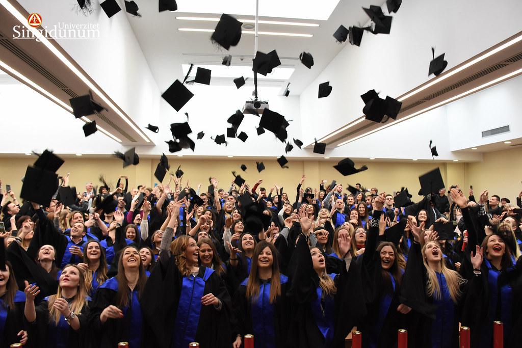 Svecana dodela diploma - atmosfera - 2017 - 303