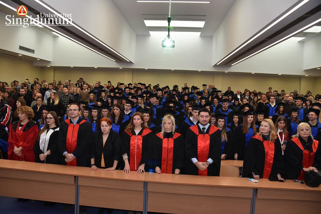 Svecana dodela diploma - Amfiteatar - PFB - 2017 - 145