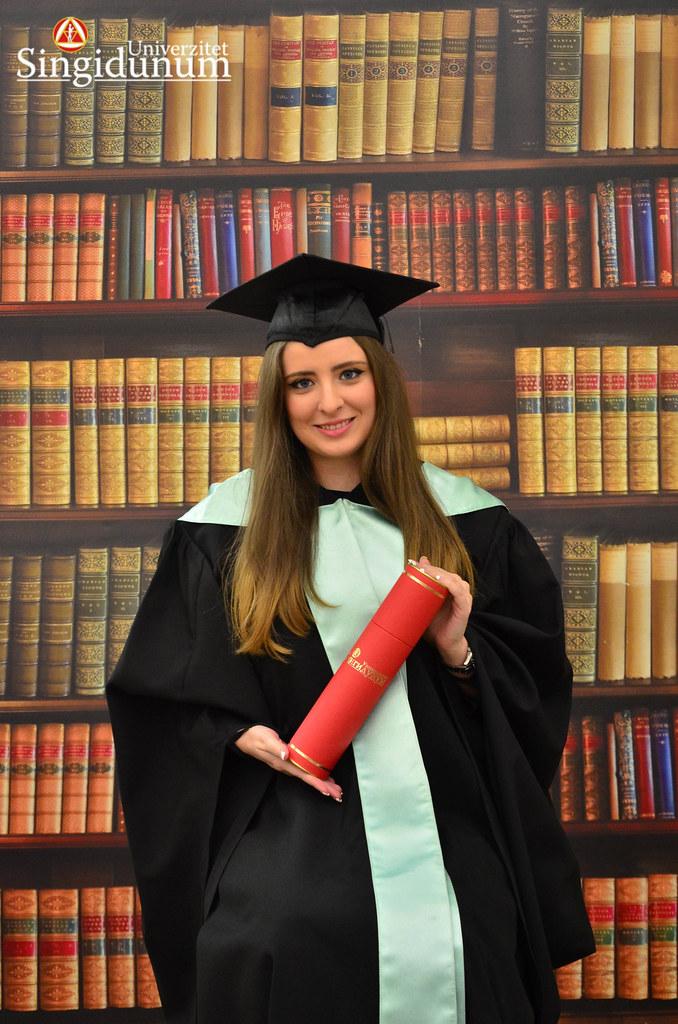 Svecana dodela diploma - Biblioteka FTHM 2017 -62