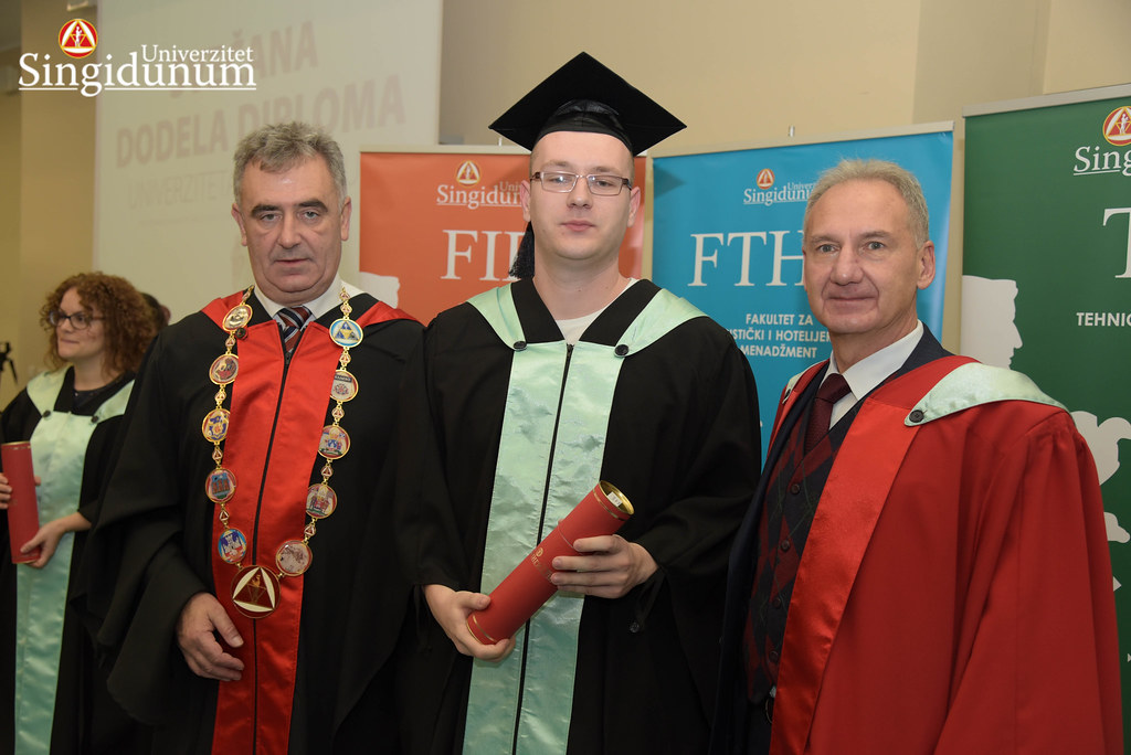 Svecana dodela diploma - FIR I TF - Amfiteatar - 2017 - 118