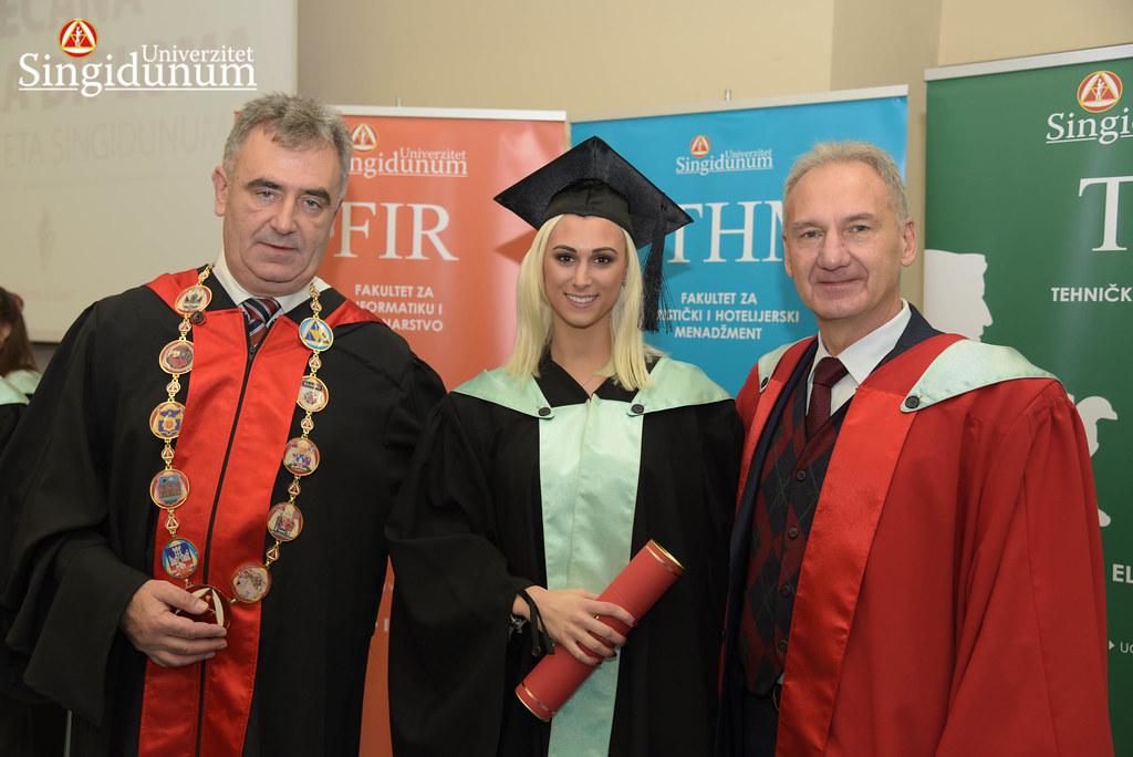Svecana dodela diploma - FIR I TF - Amfiteatar - 2017 - 83
