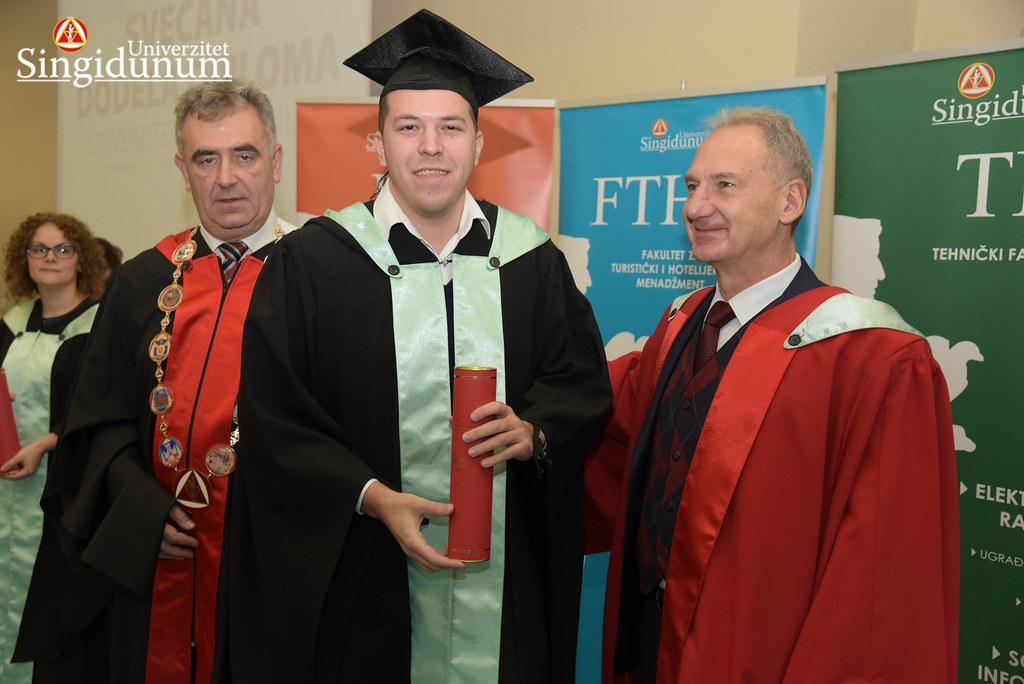 Svecana dodela diploma - FIR I TF - Amfiteatar - 2017 - 121