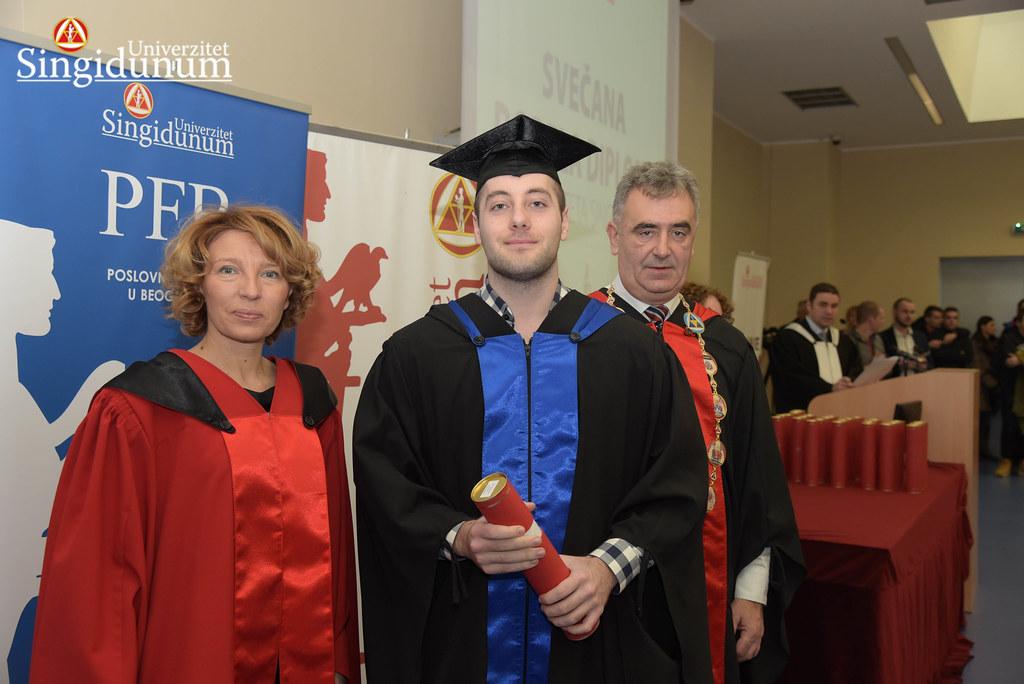 Svecana dodela diploma - Amfiteatar - PFB - 2017 - 65
