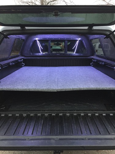 Toyota Tacoma Sleeping Platform Build Smithcreate