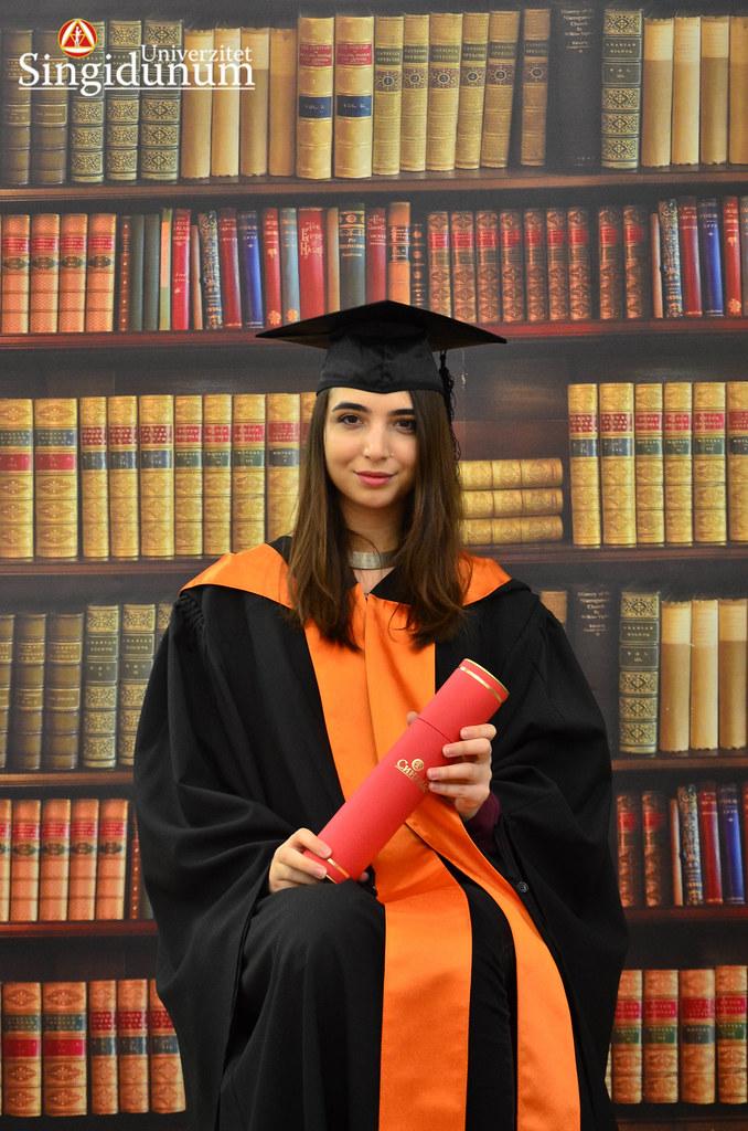 Svecana dodela diploma - Biblioteka FIR I TF 2017 -8