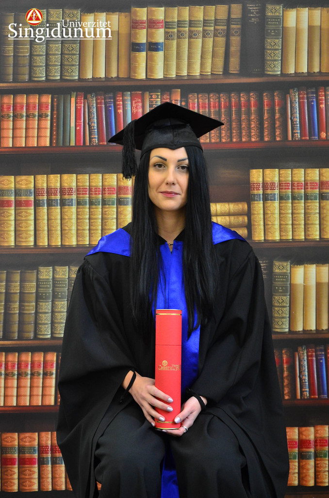 Svecana dodela diploma - Biblioteka PFB 2017 -63