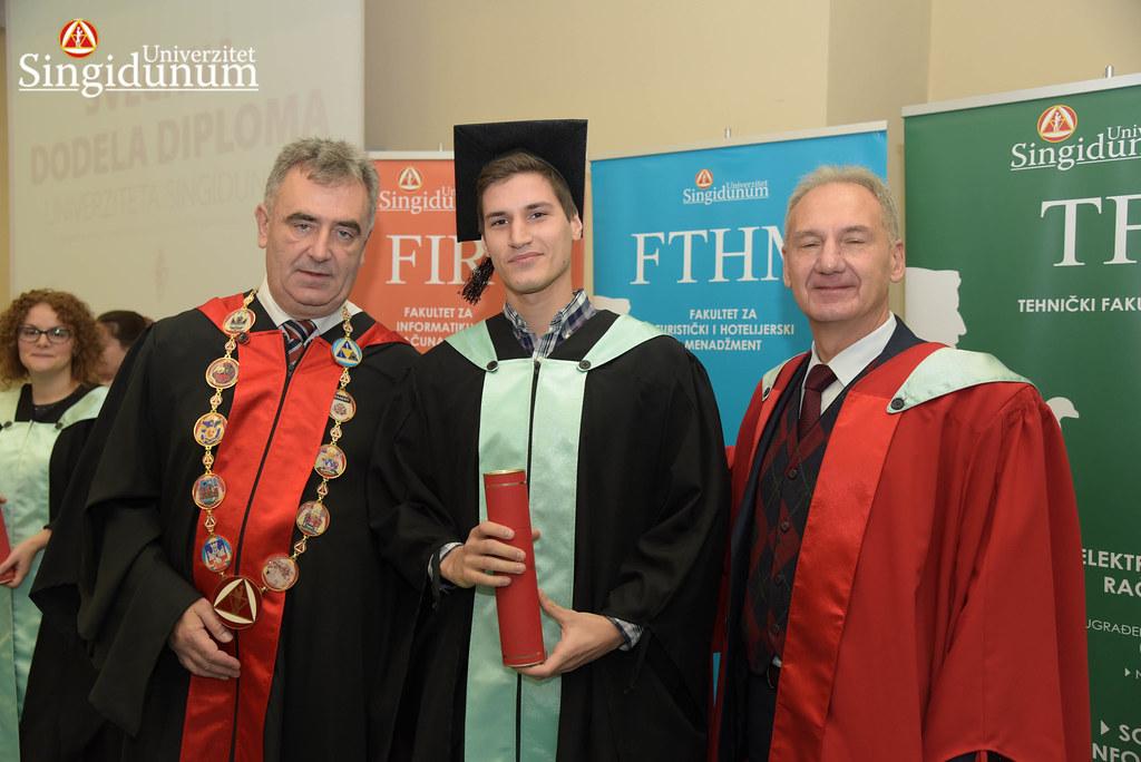 Svecana dodela diploma - FIR I TF - Amfiteatar - 2017 - 90