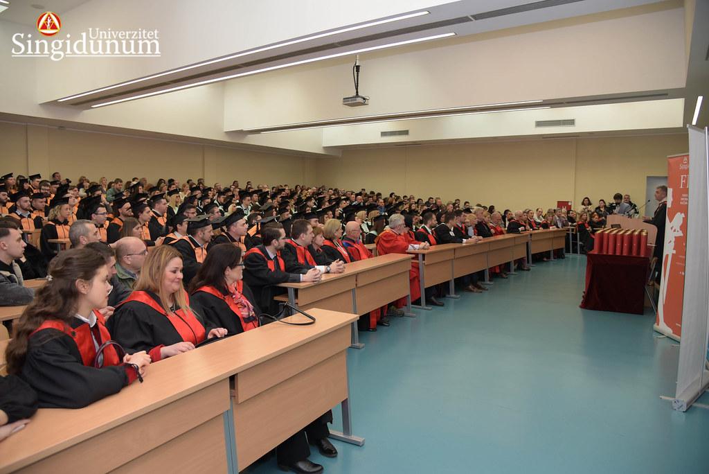 Svecana dodela diploma - FIR I TF - Amfiteatar - 2017 - 44